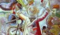 Ο Δημαγωγός . έργο του Γκέοργκ Γκρός του 1928_2