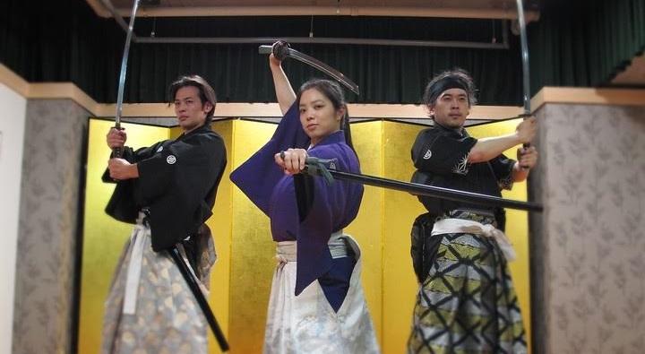 Ιαπωνικό Χοροθέατρο Nayuta
