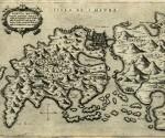 χαρτης Λευκαδας 1547