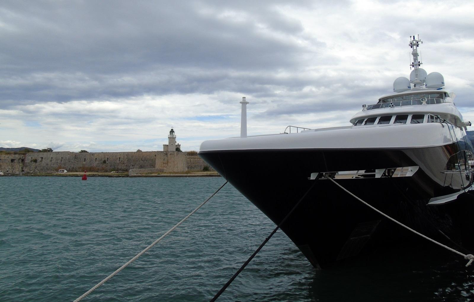 5 yacht heesen