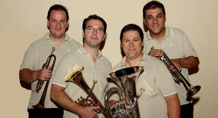 Μουσικό Σύνολο Λευκάδας Lefkas Brass Ensemble