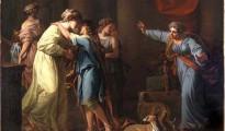 Kauffmann-Angelica-The-return-of-Telemachus-692x445