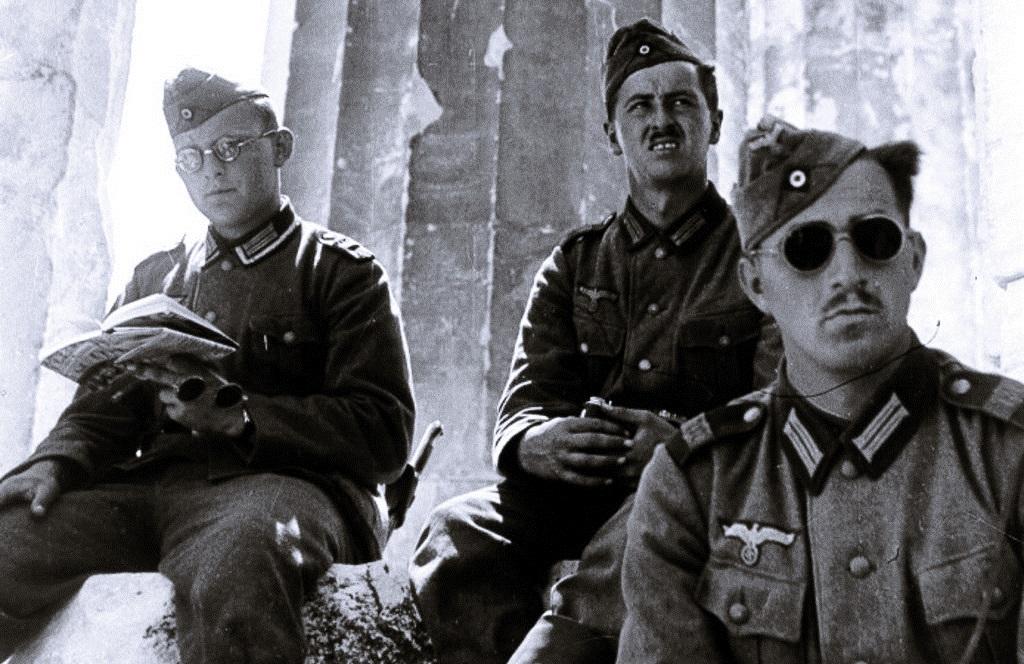 γερμανοι_στρατιωτες_ακροπολη