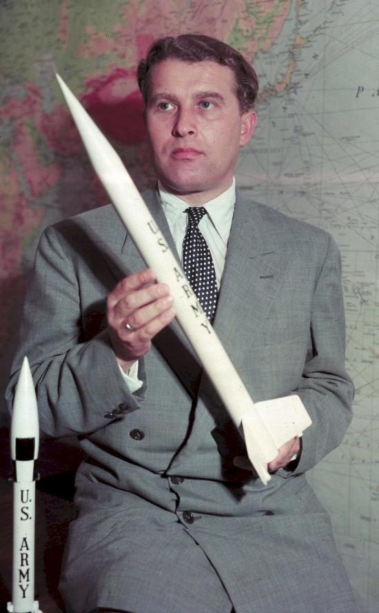 Werner Von Brawn