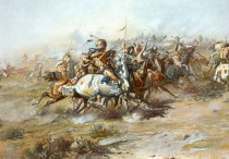 charles_marion_russell_-_the_custer_fight_1903