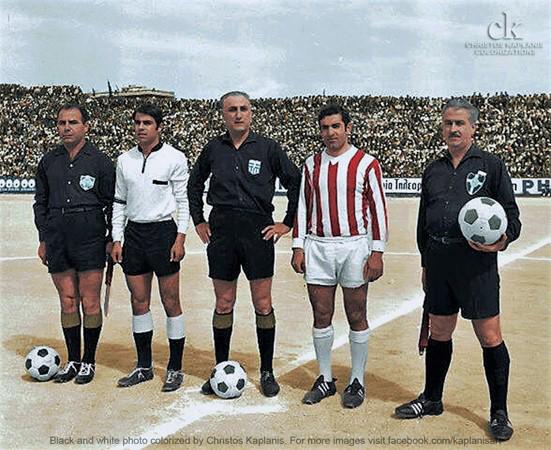 PAOK legend #Koudas