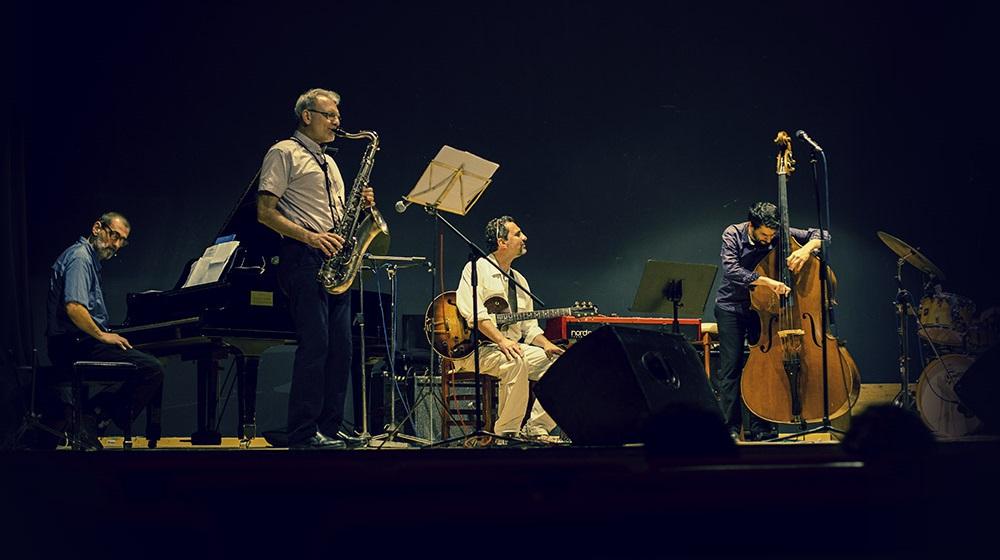 Φωτ.Από την περσινή συναυλία των καθηγητών του Jazz Now! φωτοΣπύρος Βαγγελάκης