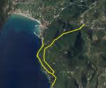 Δρόμος Κοντάραινα - Αγιφύλλι - Βασιλική 2