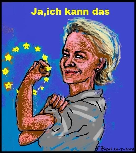 69.Ursula von der Leyen
