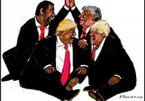 77.The 4 Trump-musicians