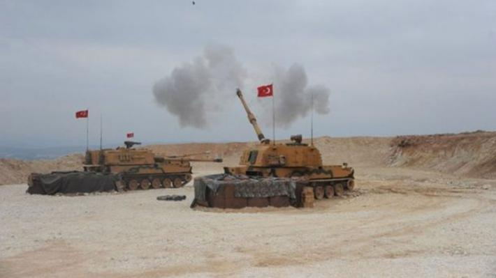 turkish-artillery