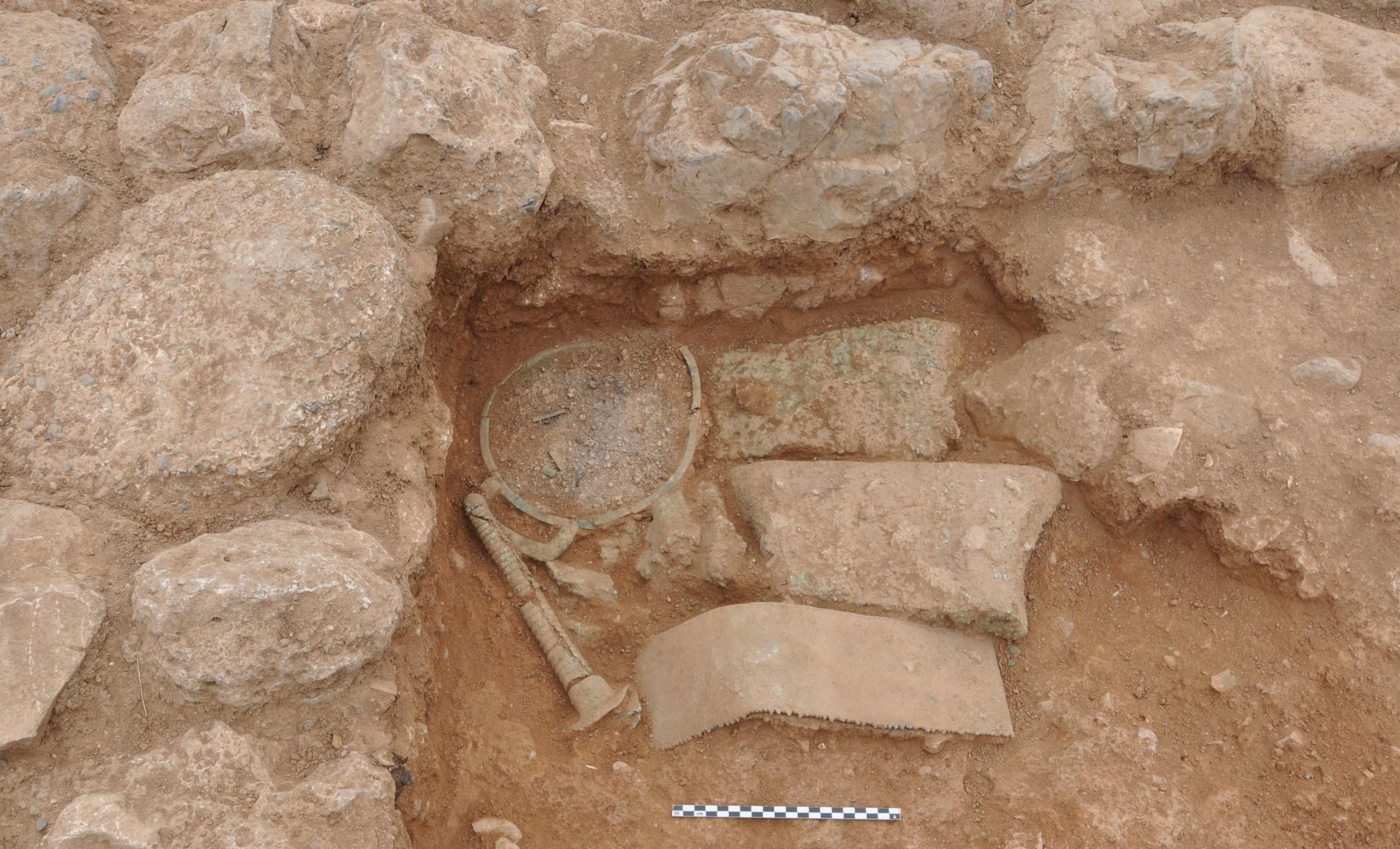 Ο θησαυρός των μετάλλων in situ
