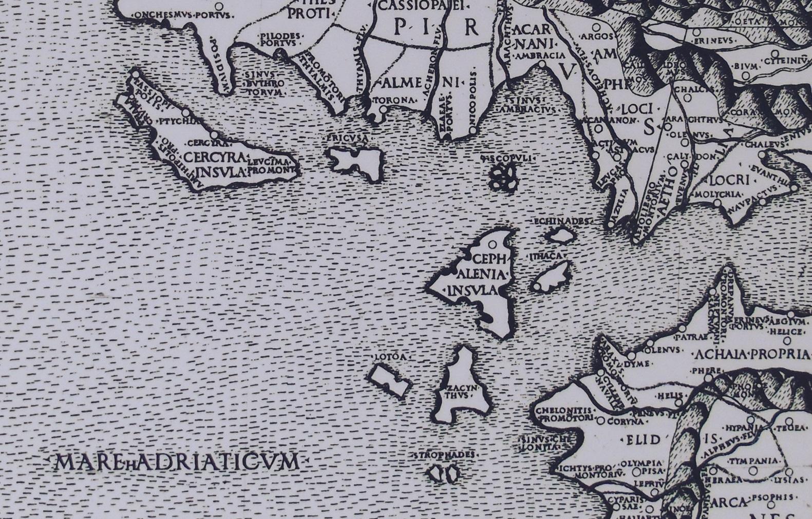 2_Tabula_X_Claudius Ptolemaus_Rom_1490