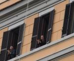 Day five of Italy's nationwide coronavirus lockdown, in Rome