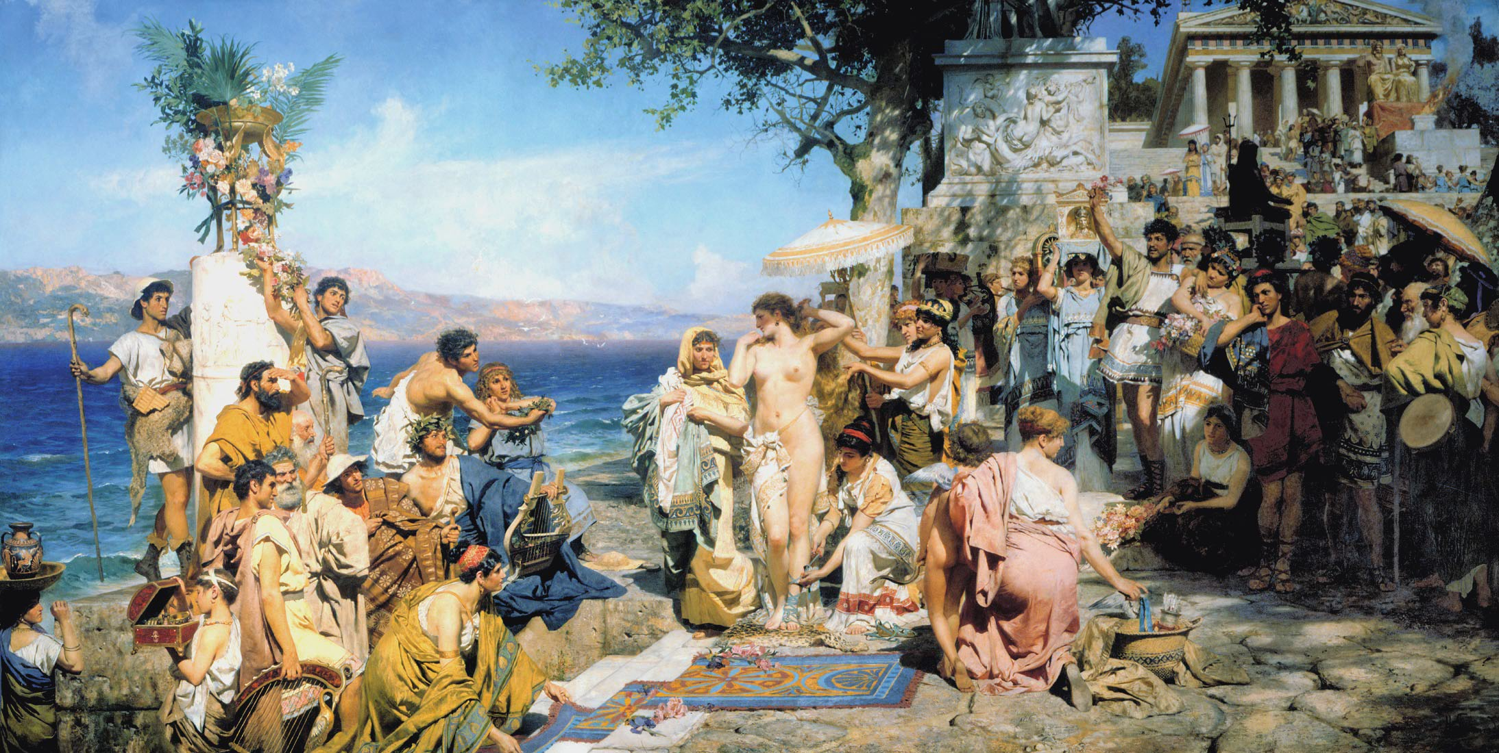 Genrich_Ippolitovich_Semiradsky_-_Roma,_1889