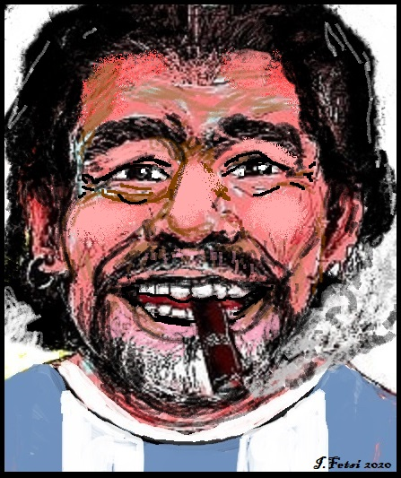 Diego Maradona(1960-2020)