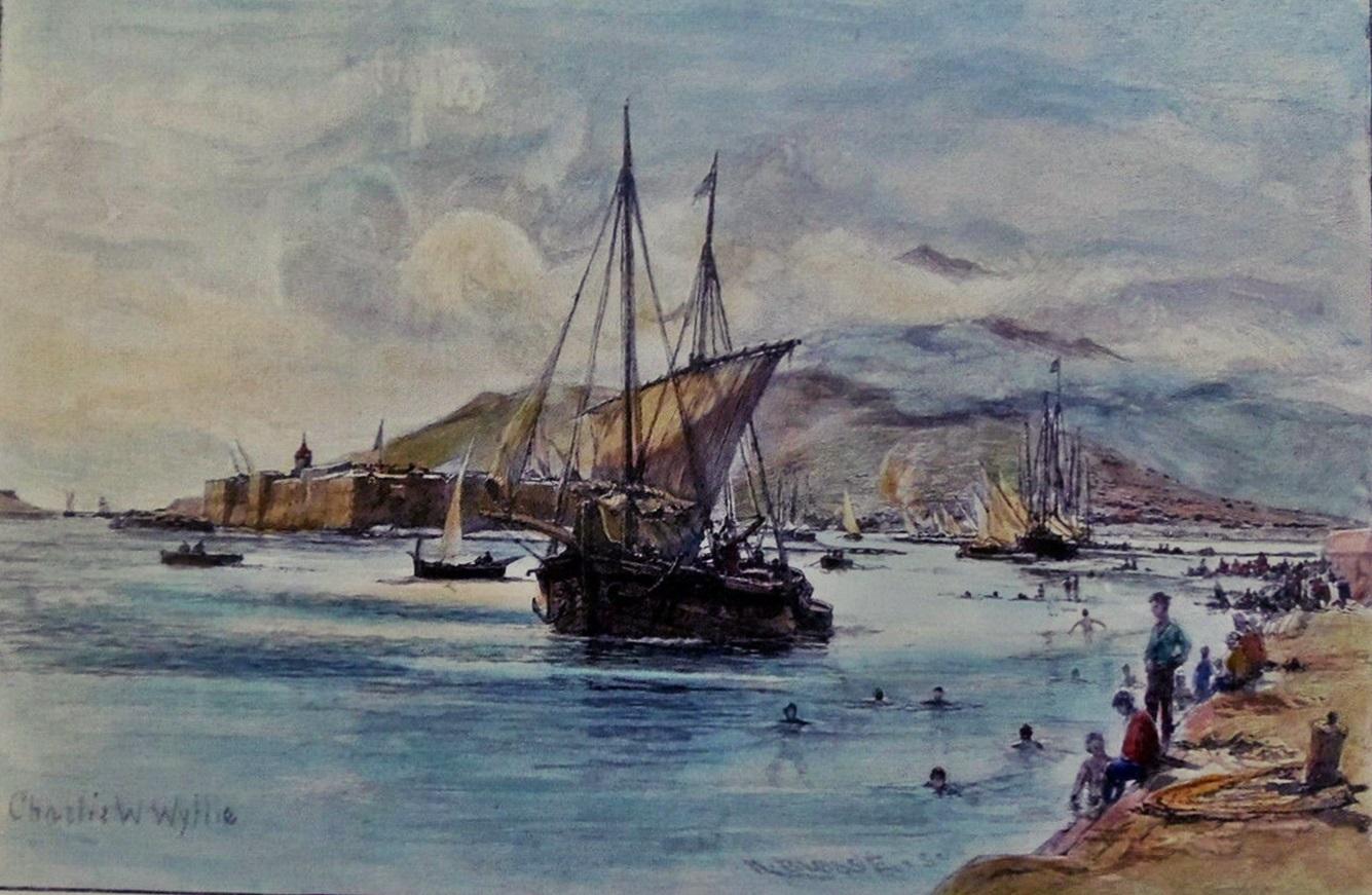 Charles-W.-Wyllie-Lefkada