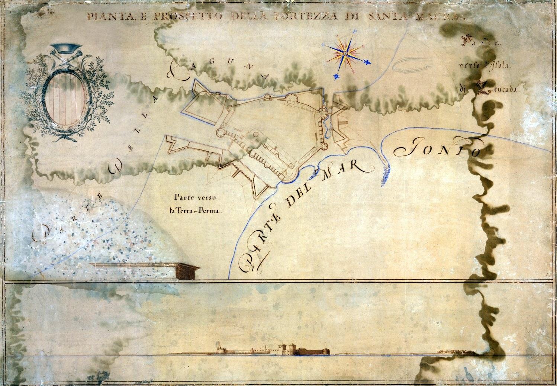 Francesco-Antonio-Vecchioni_kastro_Agias_Mavras_1704