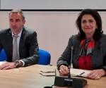 2020.02.10 @ Συνεδρίαση Εκτελεστικής Επιτροπής Περιφέρειας Ιονίων Νήσων στη Λευκάδα | Συνέντευξη τύπου της Περιφερειάρχη Ιονίων Νήσων, Ρόδης Κράτσα - Τσαγκαροπούλου, και του Αντιπεριφερειάρχη Λευκάδας, Ανδρέα Κτενά. #ΠΙΝ #Λευκάδα #ΕκτελεστικήΕπιτροπή
