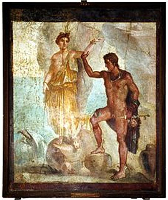 m_Perseu-e-Andromeda-afresco-pompeano-da-Casa-dos-Dioscuros-afresco