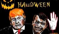 Happy Halloween κόσμε...